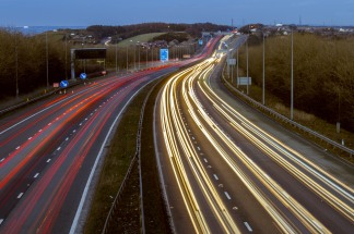 motorway-light-trails