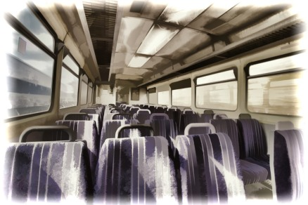 train-carriage