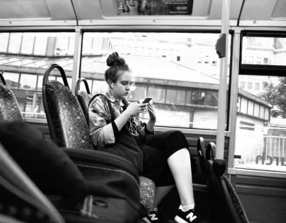 Bus Ride Home