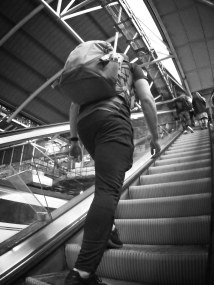 Climbing the Escalator