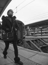Leaving platform 10B